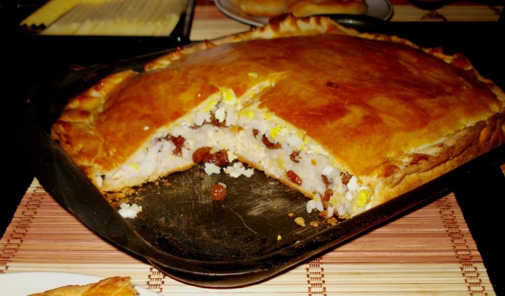 Губадья по-татарски рецепт с тыквой